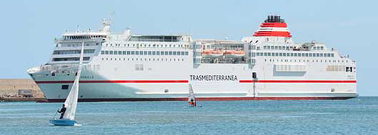 voyage algerie bateau