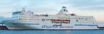 ferry Algérie Ferries